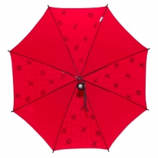 Parapluie Cow-parade rouge